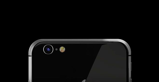 Y tuong iPhone 8 mat kinh cong, sac khong day, SIM dien tu hinh anh 10