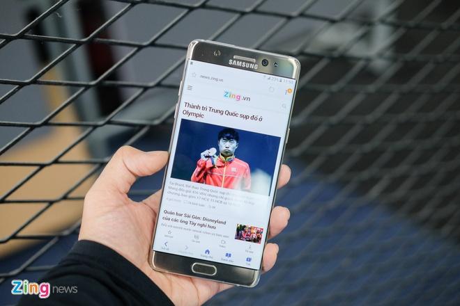 Mo hop Galaxy Note 7 sap ban o Viet Nam hinh anh 14