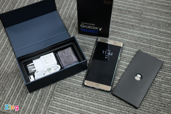 Mo hop Galaxy Note 7 sap ban o Viet Nam hinh anh 3
