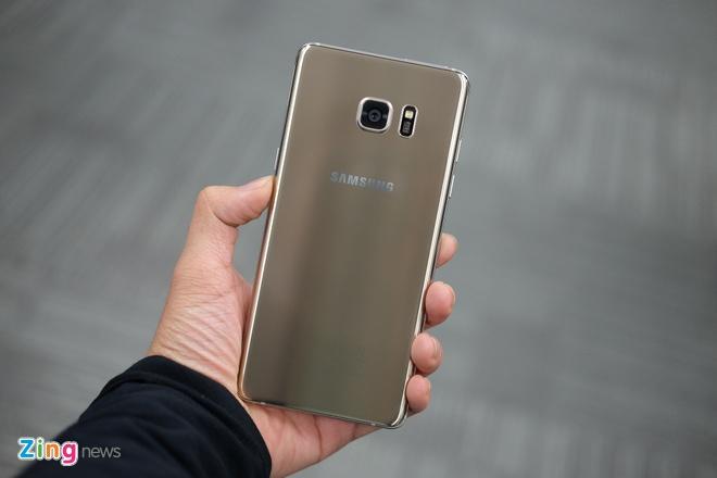Mo hop Galaxy Note 7 sap ban o Viet Nam hinh anh 6