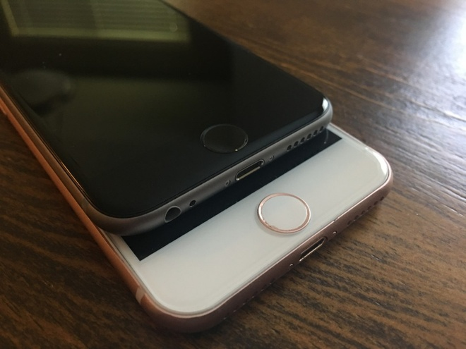 Mo hinh iPhone 7 do dang iPhone SE, 6S va 6S Plus hinh anh 9