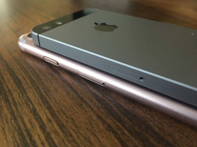 Mo hinh iPhone 7 do dang iPhone SE, 6S va 6S Plus hinh anh 2