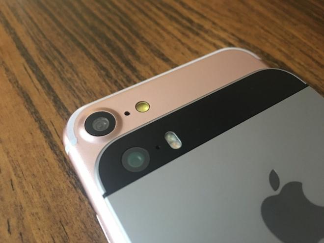 Mo hinh iPhone 7 do dang iPhone SE, 6S va 6S Plus hinh anh 3