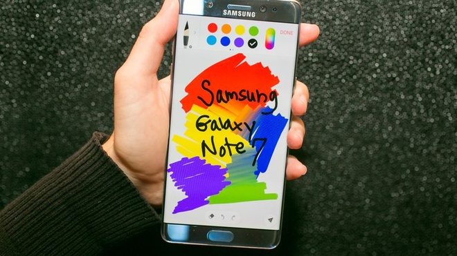 Danh gia Samsung Galaxy Note 7 hinh anh 1