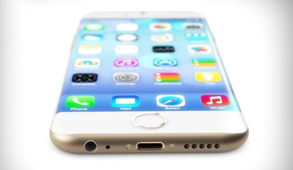 iPhone 8 se co ba phien ban, man hinh cong tran canh hinh anh 1