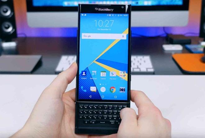 BlackBerry Priv chinh hang giam gia 6 trieu dong hinh anh