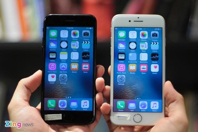 Dung thu iPhone 7 dau tien o Viet Nam hinh anh