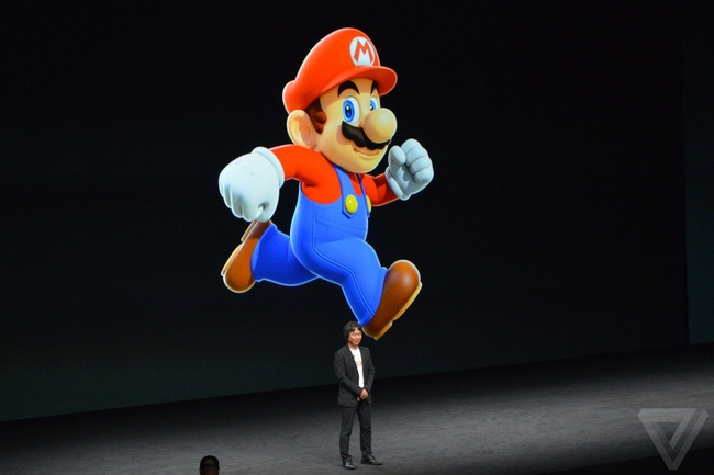 Mario Bros len iOS, Pokemon Go tich hop vao Apple Watch hinh anh