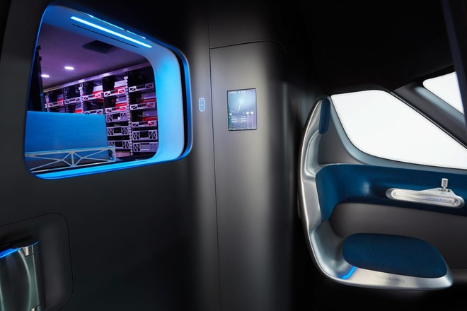 Mercedes-Benz Vision Van anh 6