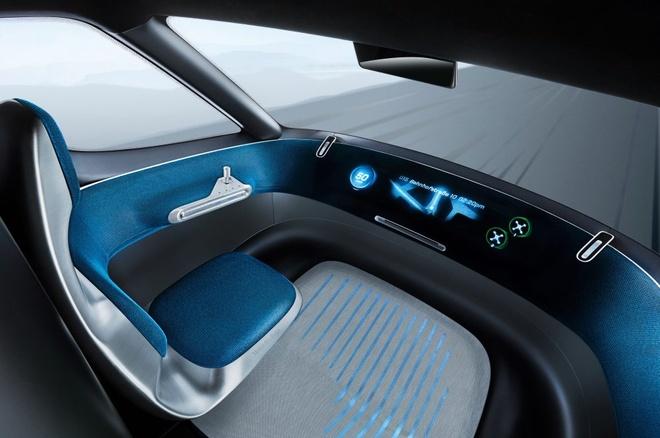Mercedes-Benz Vision Van anh 7