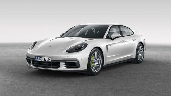 Loat anh Porsche Panamera 4 E-Hybrid vua ra mat hinh anh 1