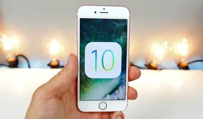 iOS 10 cho tai o Viet Nam dem nay hinh anh