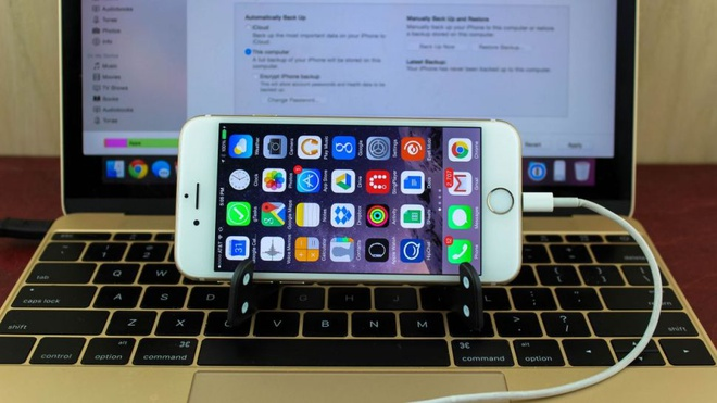 Cach khac phuc cac van de cua iOS 10 hinh anh