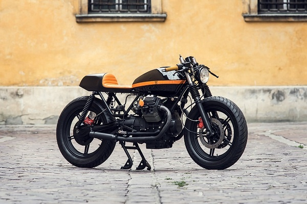 Moto Guzzi V6 do anh 1