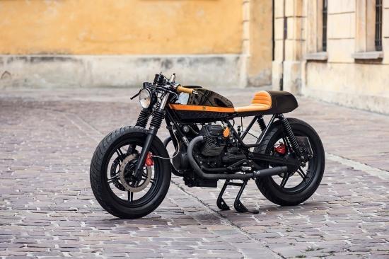 Moto Guzzi V6 do anh 2