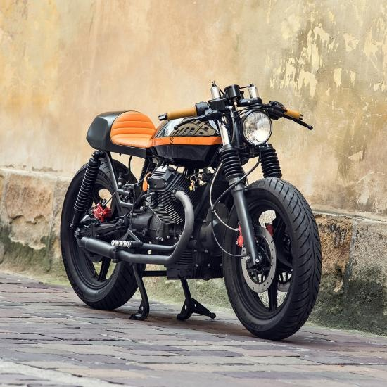 Moto Guzzi V6 do anh 3