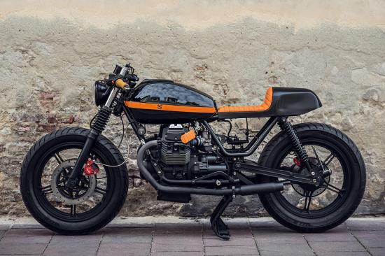 Moto Guzzi V6 do anh 7