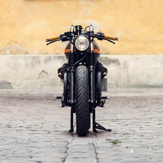 Moto Guzzi V6 do anh 8