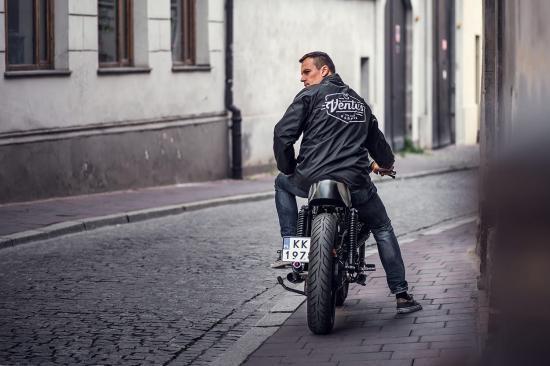 Moto Guzzi V6 do anh 9