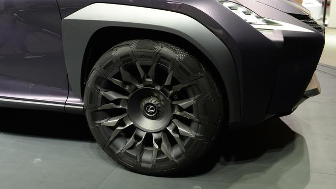 Chi tiet concept Lexus UX ham ho tai Paris Motor Show hinh anh 5