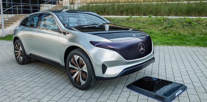 Ban mau SUV chay dien moi cua Mercedes-Benz hinh anh 7