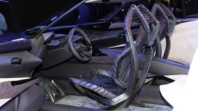 Chi tiet concept Lexus UX ham ho tai Paris Motor Show hinh anh 6