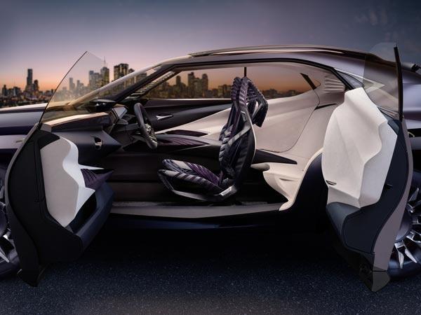Chi tiet concept Lexus UX ham ho tai Paris Motor Show hinh anh 7