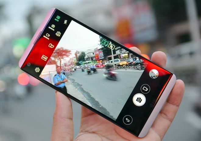 LG V20 co camera kep, chay Android 7 gia 16,9 trieu o VN hinh anh