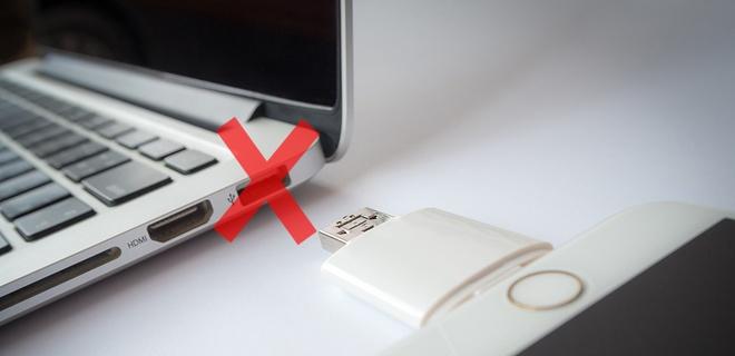Apple co the khai tu cong USB hinh anh