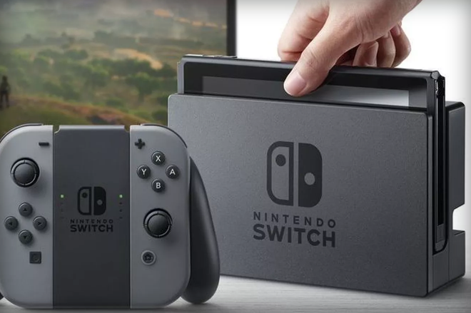 5 dieu can biet ve may choi game Nintendo Switch sap ra mat hinh anh 2