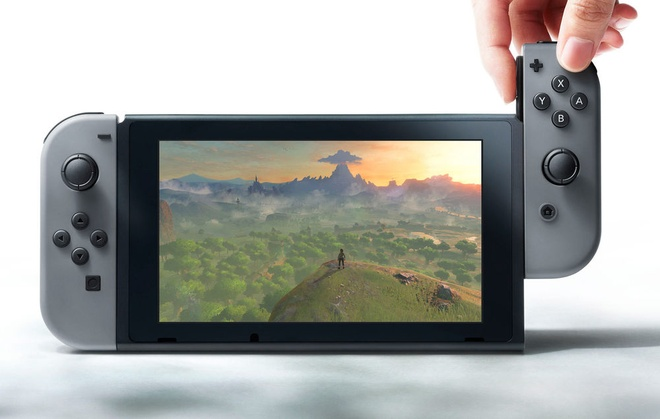 5 dieu can biet ve may choi game Nintendo Switch sap ra mat hinh anh 1