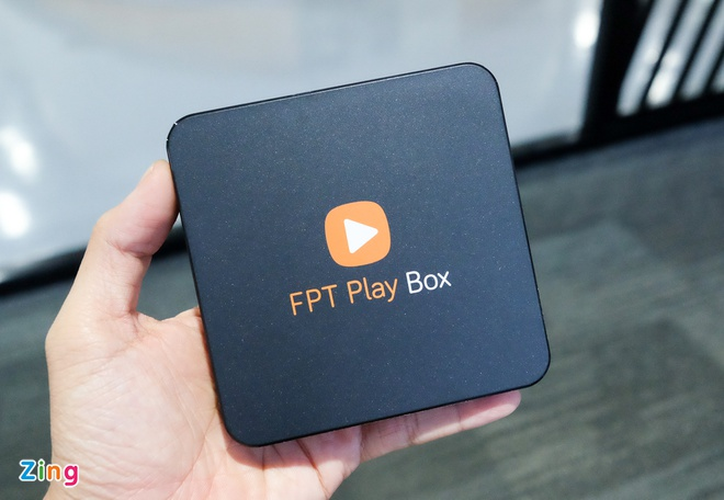 Anh FPT Play Box ban moi ho tro xem video 4K, Internet TV hinh anh 4
