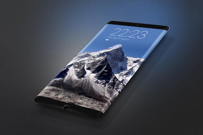 iPhone 8 se co thiet ke khong tuong hinh anh