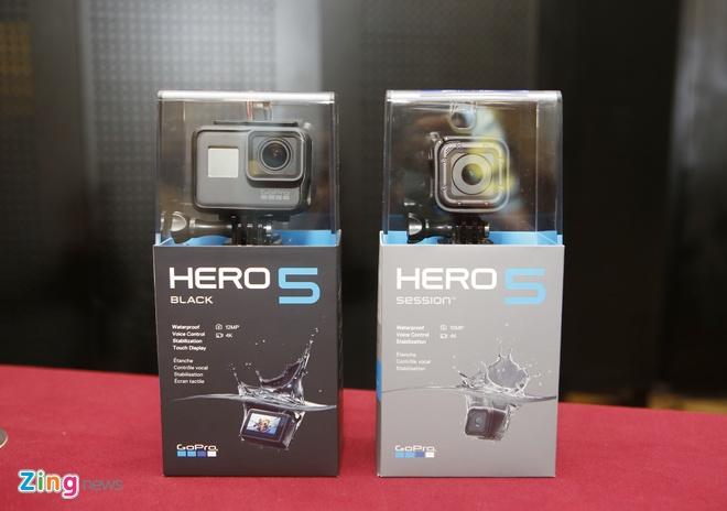 GoPro Hero5 anh 1