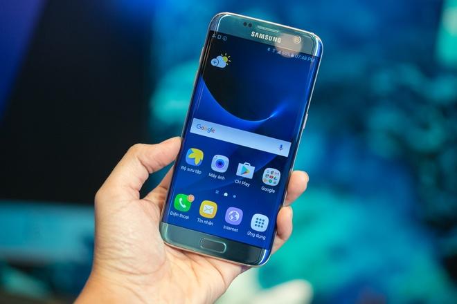 Galaxy S7 edge va iPhone 7 chuan bi dai chien o VN hinh anh 2