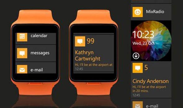 Smartwatch bi khai tu cua Nokia xuat hien o Trung Quoc hinh anh