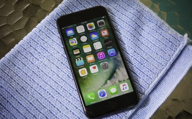 7 loi dang ghet cua iPhone 7 hinh anh