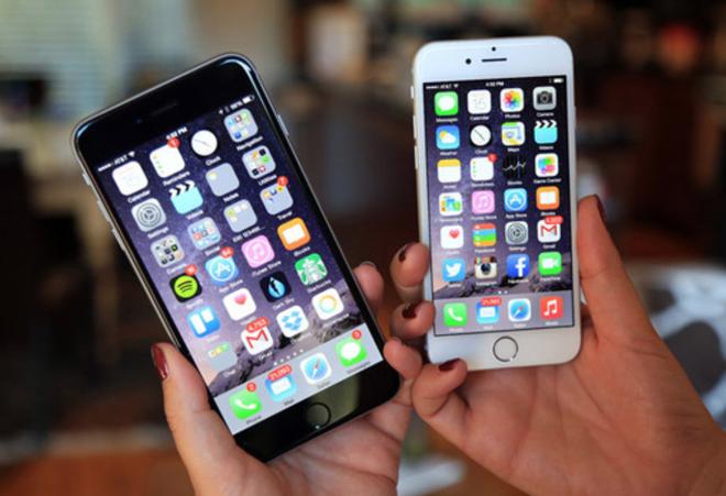 Apple nhan loi va thay pin iPhone 6S chet hang loat o TQ hinh anh
