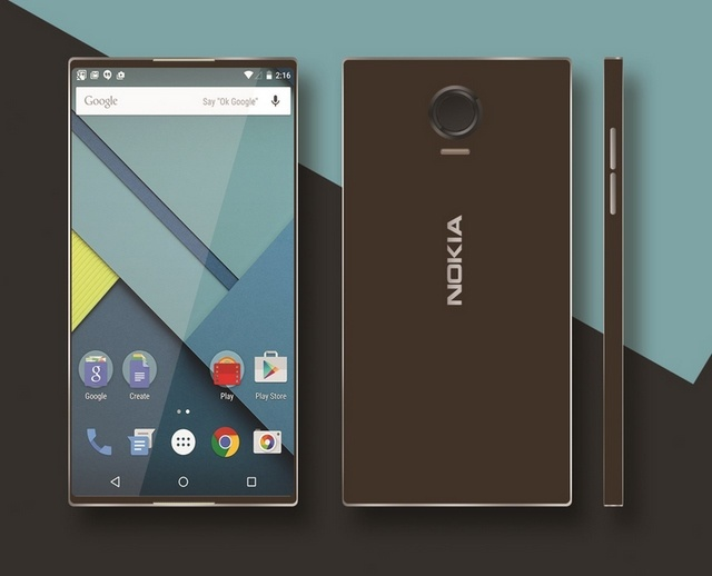 Nokia nam 2017: Smartphone Android va noi dung VR hinh anh