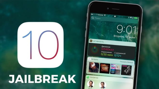 'Dung nang cap iOS 10 vao luc nay vi sap co jailbreak' hinh anh