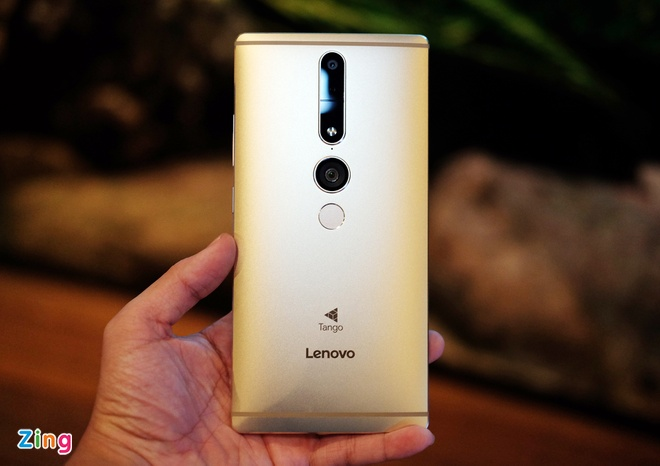 Lenovo Phab2 Pro va Yoga Book sieu mong ra mat o Viet Nam hinh anh 6