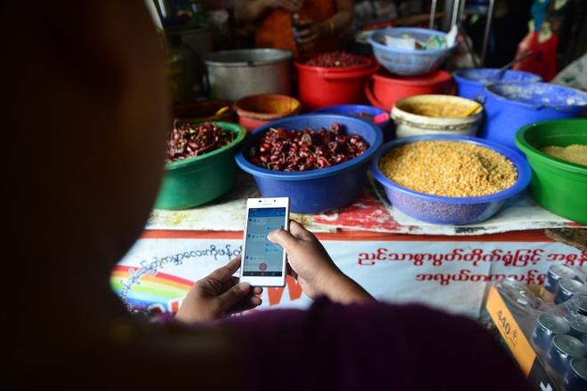 Zalo giup nguoi dan Myanmar anh 2