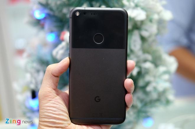 Anh Google Pixel XL vua ve VN gia 17,99 trieu dong hinh anh 5