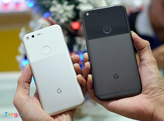 Anh Google Pixel XL vua ve VN gia 17,99 trieu dong hinh anh 11