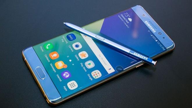 Samsung mua pin tu LG de 'hoi sinh' Galaxy Note 7? hinh anh