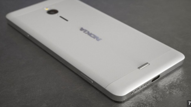 Nokia Z2 Plus co chip Snapdragon 820, RAM 4 GB lo dien hinh anh