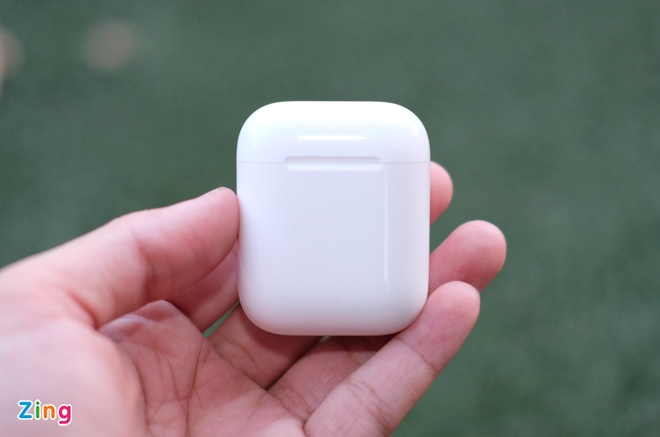 Anh tai nghe AirPods vua ve Viet Nam hinh anh 3