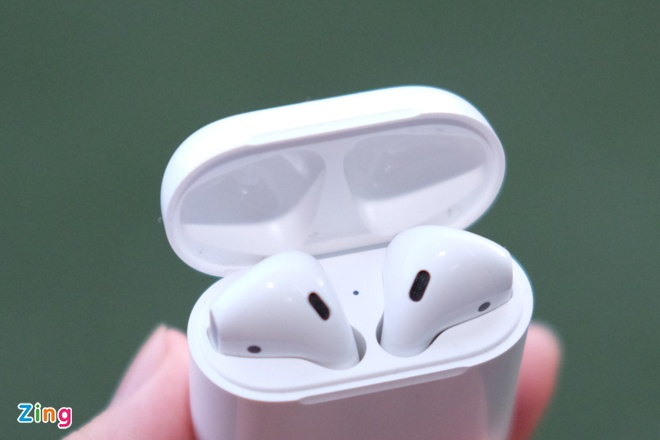 Anh tai nghe AirPods vua ve Viet Nam hinh anh 5