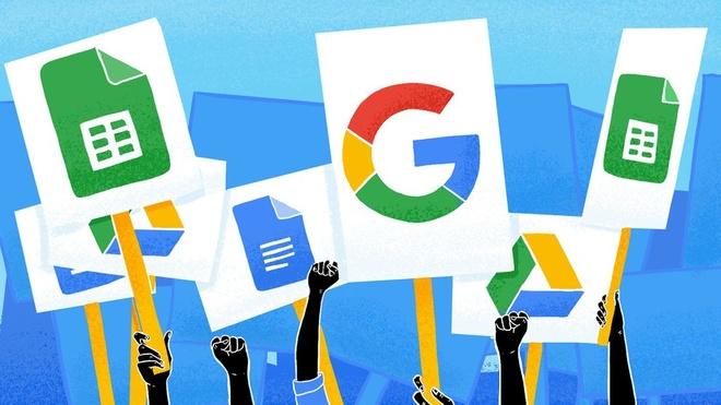 Google Docs chong lai Donald Trump anh 1