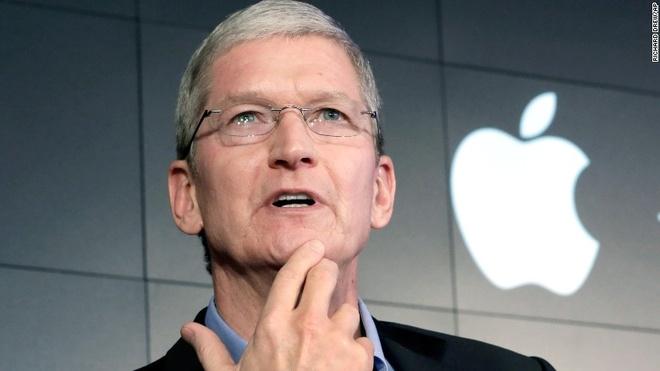 Apple chi xep hang 4/10 cong ty sang tao nhat hinh anh